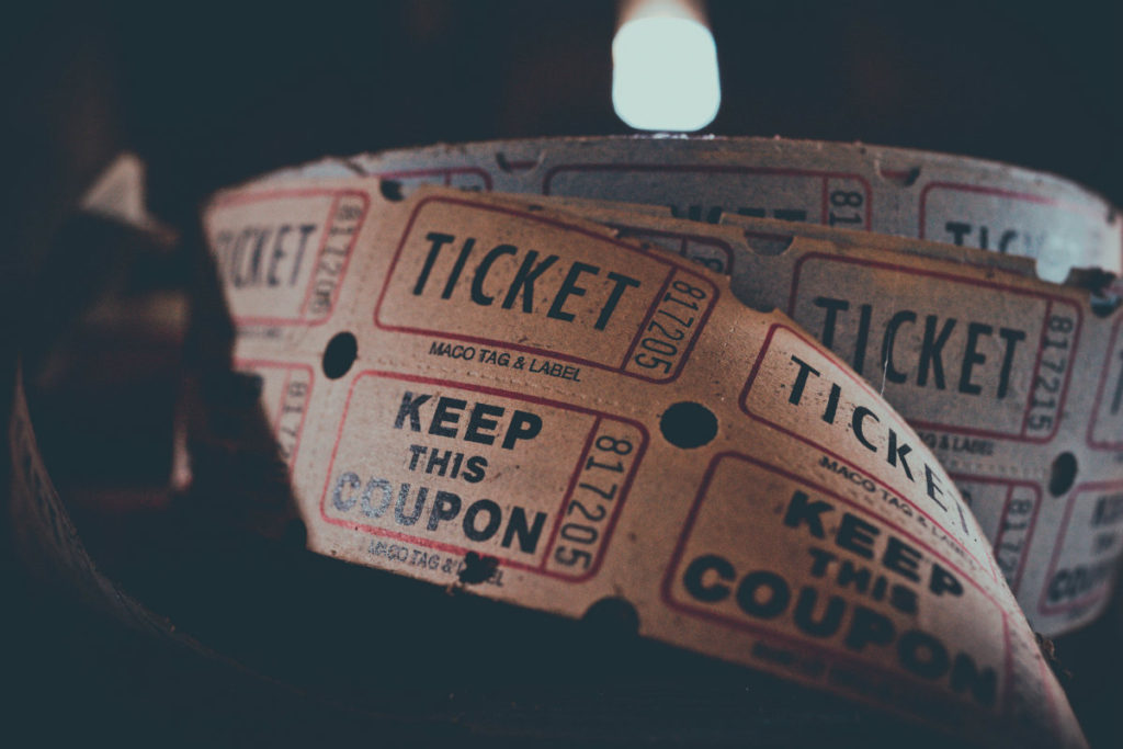 Performance tickets