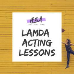 HBA LAMDA LESSONS